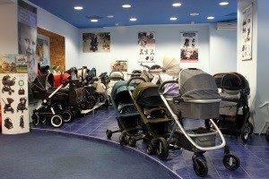 Интернет магазин детских товаров Elefantenok.ru +7 (495) 989-18-22 - Коляски
