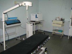 Многопрофильный медицинский центр «Альгида» +7 495 444‑66-46 - Кабинет