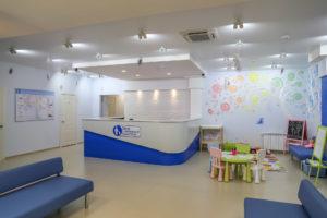 Центр Современной Педиатрии +7 (473) 212-00-03 - Ресепшн