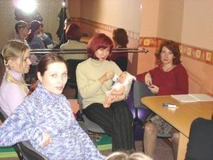 Академия Материнства (473) 2- 648-100 - Тренинг
