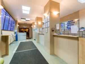 «СМ-Клиника» +7 (495) 308-02-14 Внутри