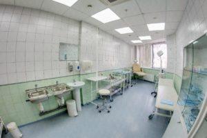 Частная многопрофильная клиника «Альфа — Центр Здоровья» +7 846 215-03-40 - Процедурная