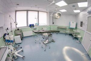 Частная многопрофильная клиника «Альфа — Центр Здоровья» +7 846 215-03-40 - Операционная