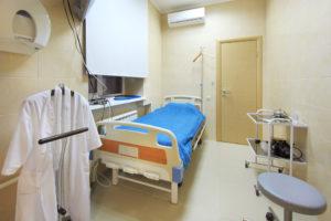 Клиника GMS ЭКО +7 (495) 125-40-72 - Кушетка