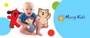 Merry Kids - Интернет Магазин Игрушек +7 846 221‑07-40 - Банер