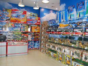"Магазин ""Пилотаж"" 8 (495) 725-60-05 - Витрина"