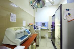 Клиника GMS ЭКО +7 (495) 125-40-72 - Оборудование