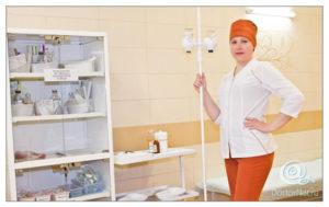 Клиника Доктора Подвигина +7 473 247‑77-70 - Медсестра