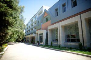 Медицинский центр «Самарский» 8 (846) 221-13-40 - Здание