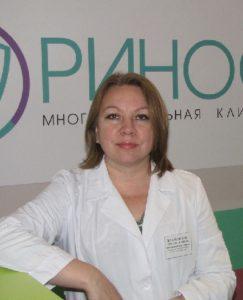 Многопрофильная клиника РИНОС +7 846 225‑43-42 - Врач