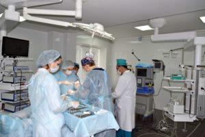 ВОККДЦ +7 (473) 20-20-205 - Операционная