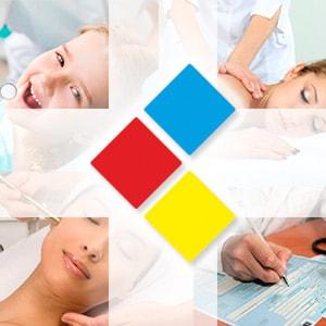 городской медицинский центр +7 499 969‑80-77 Коллаж
