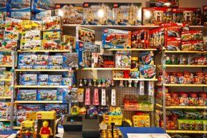 """Магазин """"Мои любимые игрушки"""" 8 (846) 204-01-01 - Стеллаж"""