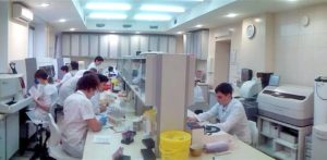Клиники СамГМУ +7 (846) 276-77-63 -Лаборотория