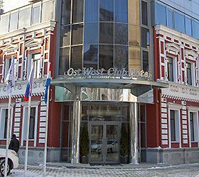 Ost West Club Hotel +7 (846) 2-300-100 - Вход