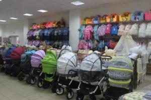 """Магазин """"МалышОк» 226-19-83 - Коляски"""