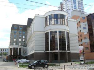 """Гостинично-ресторанный комплекс """"Дом туризма"""" 8 (846) 205-22-44 - Здание"""