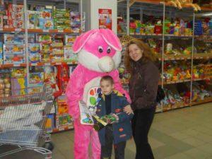 Интернет-магазин игрушек «Роджер» 8 (499) 611-30-32 - Заяц