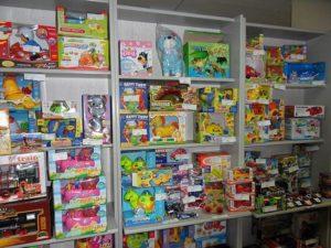 """Магазин игрушек """"VP-toys"""" 8 (473) 237-36-98 - Стеллаж"""