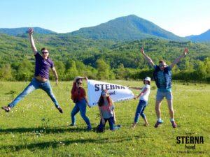 """Туристическая компания """"Sterna Travel"""" +7 846 310‑19-26 - Горы"""