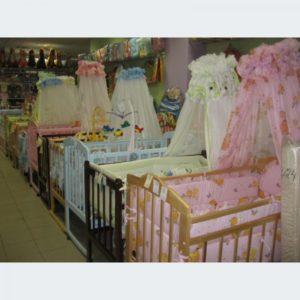 """Магазин """"Моему малышу""""+7 473 220‑14-96 - Кроватки"""