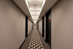 Отель AZIMUT 8 800 200 00 48 - Коридор